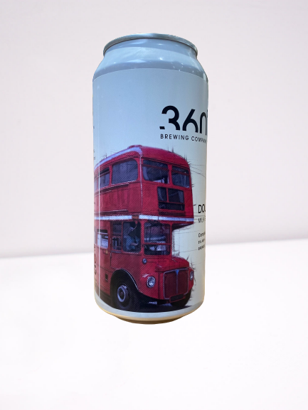 360 Degree  - Double Decker Milk Stout 440ml - n07