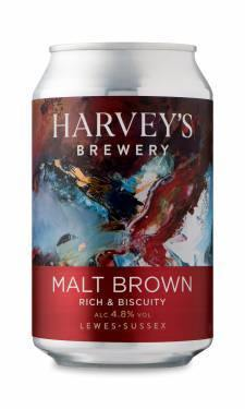 Malt Brown Ale - Harvey's Brewery