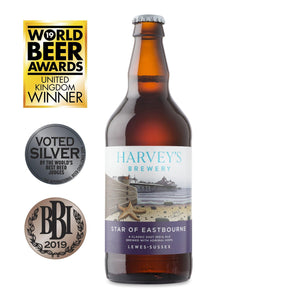 Harvey's Brewery - Star of Eastbourne IPA - n07