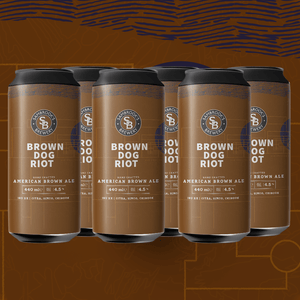 Brown Dog Riot 6-Pack 440ml