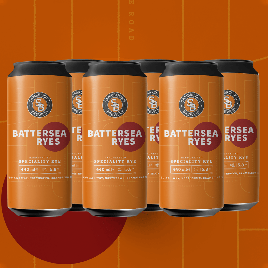 Battersea Rye 12-Pack Can 440ml