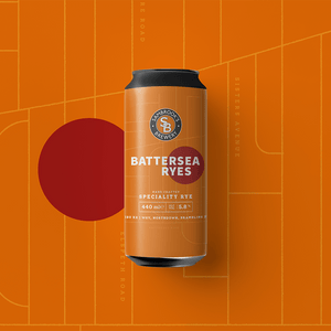 Battersea Rye Single Can 440ml