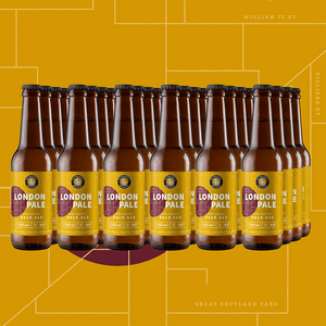 London Pale 24-Pack 330ml