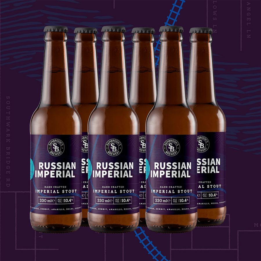 Russian Imperial 6-Pack 330ml