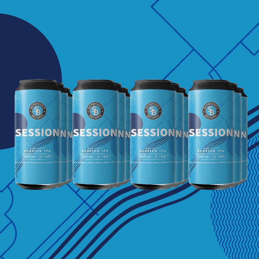 Session 12-Pack 440ml