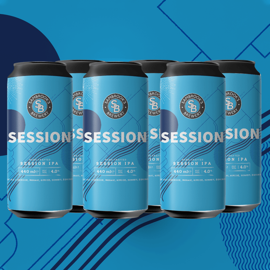 Session 6-Pack 440ml