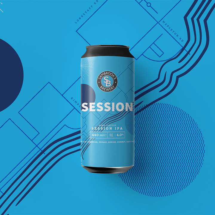 Session Single Can 440ml