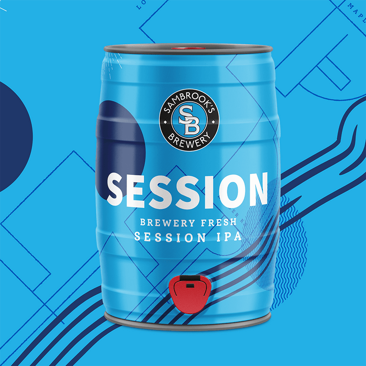 Session 5L Minikeg