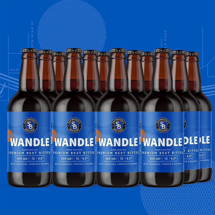 Wandle Best Bitter 12-Pack 500ml