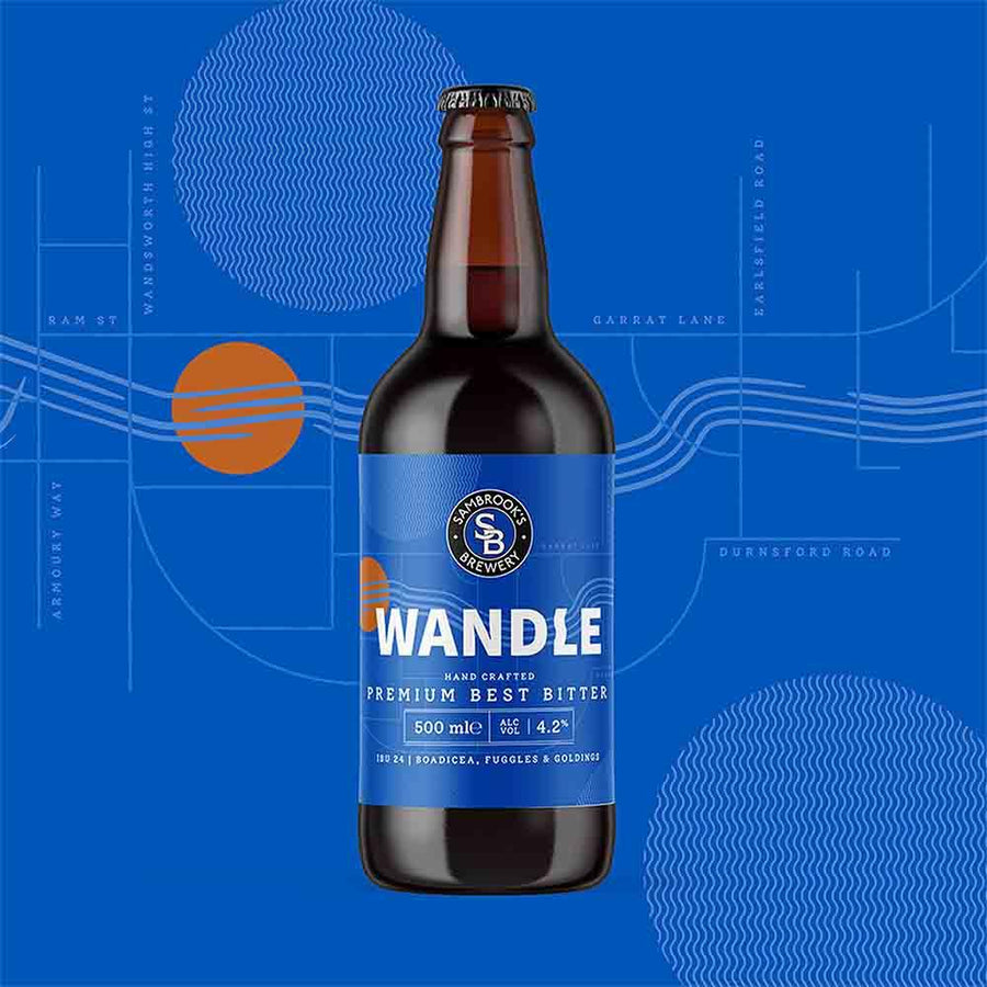 Wandle Single Bottle 500ml