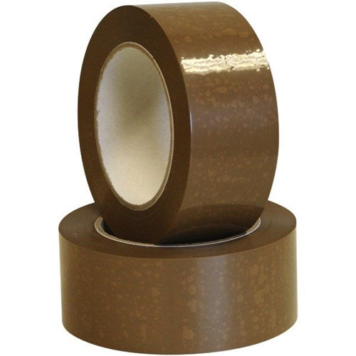 Cellotape 48mm x 100m - Brown (75mm Core)