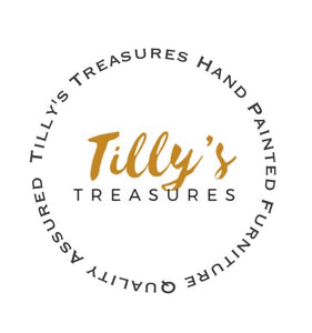 Tilly's Treasures interiors