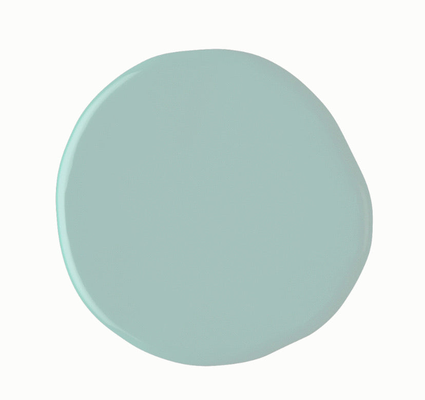 Cornish Milk Mineral Paint Sea Glass