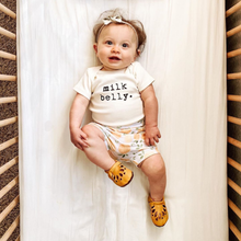 Load image into Gallery viewer, Milk Belly - Organic Bodysuit - Long Sleeve
