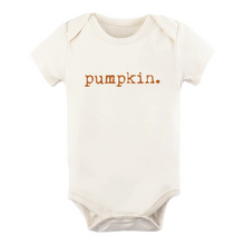 Load image into Gallery viewer, Pumpkin - Organic Bodysuit