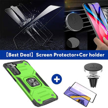 Load image into Gallery viewer, 【HOT】Vehicle-mounted Shockproof Armor Phone Case  For SAMSUNG Galaxy S21Plus 5G