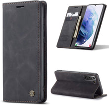Load image into Gallery viewer, 【2021 NEW】CaseMe Retro Wallet Case For Samsung S21 5G