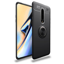Load image into Gallery viewer, Car Holder Stand Magnetic Bracket Case Finger Ring TPU Case For OnePlus 7 Pro
