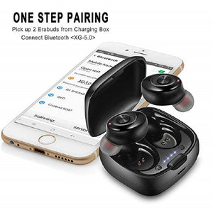 Stereo Wireless Noise Canceling Headphones