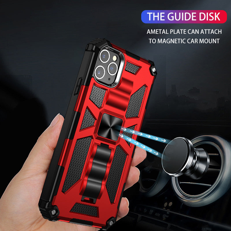 2021 Luxury Armor Shockproof With Kickstand For iPhone 12 Pro