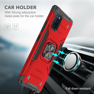 2021 Vehicle-mounted Shockproof Armor Phone Case  For OPPO A52