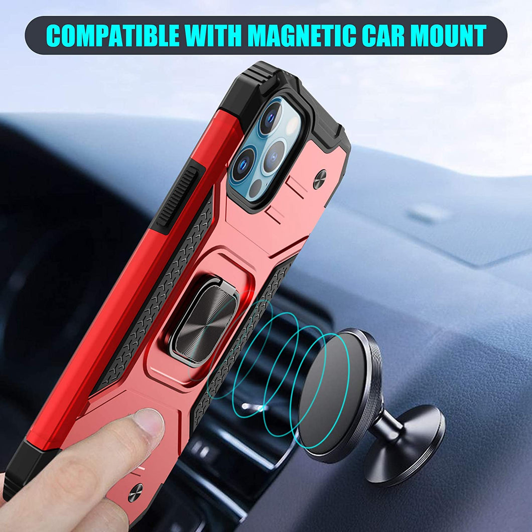 2021 Vehicle-mounted fall-proof armor phone case  For iPhone 11 Series