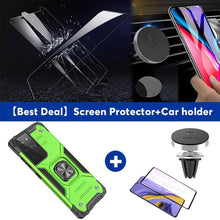 Load image into Gallery viewer, 【HOT】Vehicle-mounted Shockproof Armor Phone Case  For SAMSUNG Galaxy S21ULTRA 5G