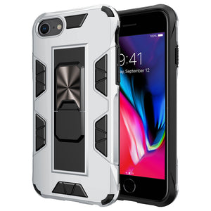 2020 Luxury Magnet Kickstand Car Holder Ring Phone Case For iPhone 6S