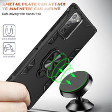 Load image into Gallery viewer, Shockproof Magnetic Kickstand 360 Full-Body Protective Case For Samsung Note20/Note20 Ultra