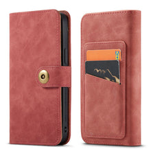 Load image into Gallery viewer, 2 In 1 Detachable Wallet Leather Case For Samsung S20 Series