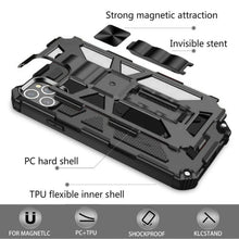 Load image into Gallery viewer, 2021 Luxury Armor Shockproof With Kickstand For iPhone 12 Pro