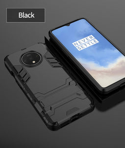 2020 New Shockproof Special Armor Bracket Phone Case For OnePlus 7T