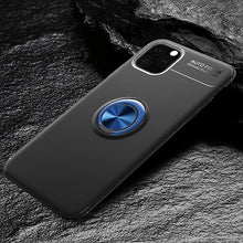 Load image into Gallery viewer, Car Holder Stand Magnetic Bracket Case Finger Ring TPU Case For iPhone