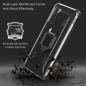2020 oneplus Nord 's New Finger Ring bracket Phone Shell
