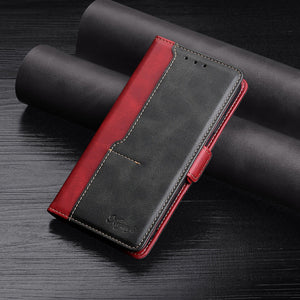 New Leather Wallet Flip Magnet Cover Case For iPhone 12 Series