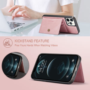 New Magnetic Wallet Phone Case For iPhone