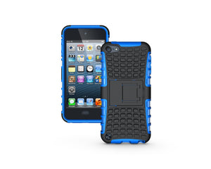 Tire Pattern Armor Shockproof iPod Touch Case