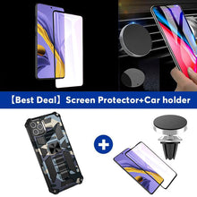 Load image into Gallery viewer, 2021 New Luxury Armor Shockproof With Kickstand For iPhone 12Pro