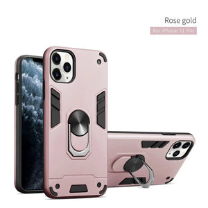 2020 All New 4-in-1 Special Armor Case For iPhone 11Pro