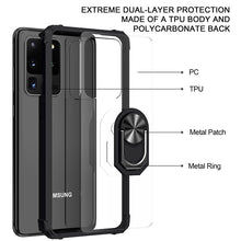 Load image into Gallery viewer, 2020 Ultra Thin 2-in-1 Four-Corner Anti-Fall Sergeant Case For Samsung S20 SERIES