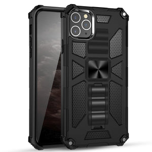 2021 Luxury Armor Shockproof With Kickstand For iPhone