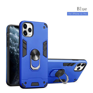 2020 All New 4-in-1 Special Armor Phone Case For iPhone 7Plus/8Plus