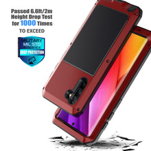 Load image into Gallery viewer, Tank Doom Armor Waterproof Metal Aluminum Phone Case For Samsung Note10