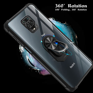 2020 Ultra Thin 2-in-1 Four-Corner Anti-Fall Sergeant Case For RedMi NOTE9Pro