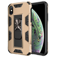 Load image into Gallery viewer, 2020 Luxury Magnet Kickstand Car Holder Ring Phone Case For iPhone XS Max
