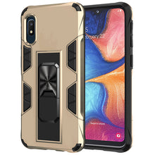 Load image into Gallery viewer, 2020 Luxury Magnet Kickstand Car Holder Ring Phone Case For SAMSUNG A10
