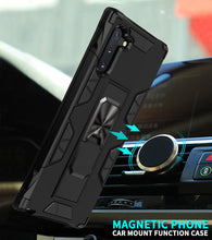 Load image into Gallery viewer, 2020 Luxury Magnet Kickstand Car Holder Ring Phone Case For SAMSUNG NOTE10