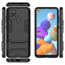 Load image into Gallery viewer, 2020 New  Shockproof Special Armor Bracket Phone Case For Samsung A21S / A31
