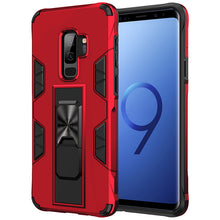 Load image into Gallery viewer, 2020 Luxury Magnet Kickstand Car Holder Ring Phone Case For SAMSUNG S9 PLUS