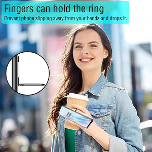2020 The NEW Finger Ring Stand Phone Case For Oneplus 7T PRO